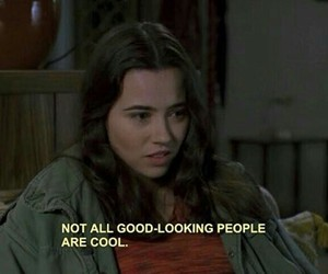 freaks and geeks, quotes, and cool image