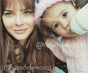 baby, casi angeles, and family image