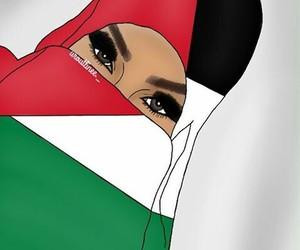 palestina, kvrdo, and muslim image