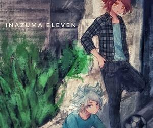 anime, inazuma eleven, and suzuno fuusuke image