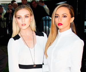 perrie edwards, jade thirlwall, and little mix image