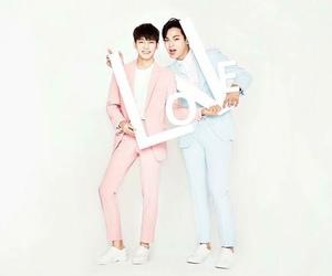 Seventeen, mingyu, and wonwoo image