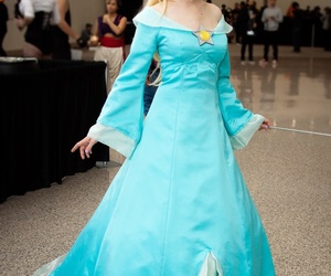 cosplay, rosalina, and super mario galaxy image
