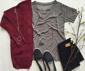 basics, clothes, and casual image