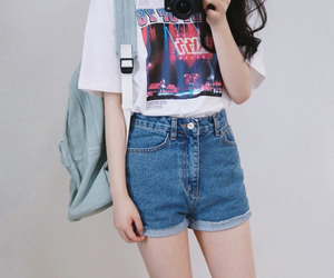 girl, outfits, and style image