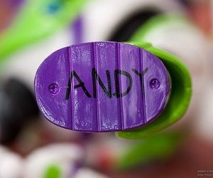 andy, toy story, and disney image