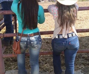 amigas, baile, and country image