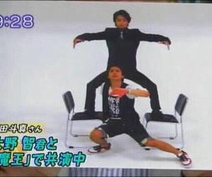嵐, 大野智, and 生田斗真 image