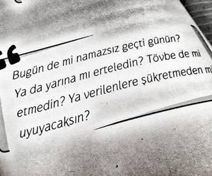 islam, sözler, and türkçe image