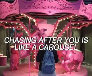 carousel, Lyrics, and words image