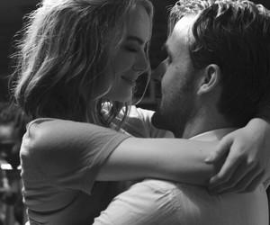 couple, love, and la la land image