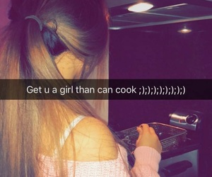 hair, story, and cook image