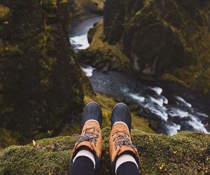 adventure, landscape, and hiking image