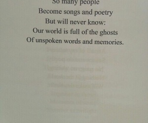 poetry, quotes, and memories image