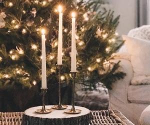 christmas, decorations, and holidays image