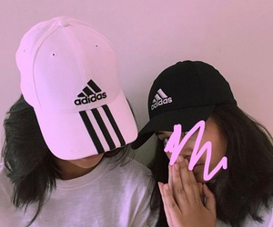 girls, goals, and adidas image