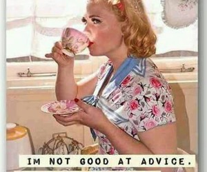 advise, sarcasm, and lol image