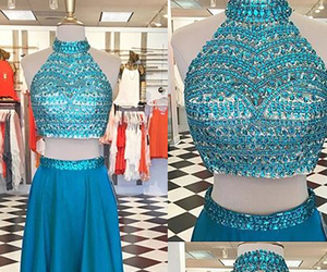 evening dresses, prom dress, and party dresses image