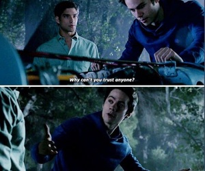 bff, teen wolf, and tyler posey image