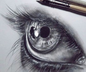 beautiful, wow, and eye image
