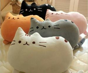 cats, kawai, and kawaii image