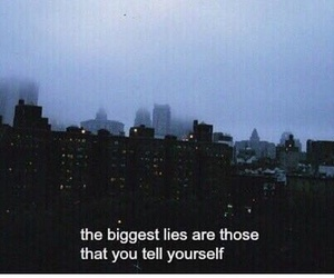 quote, grunge, and yourself image