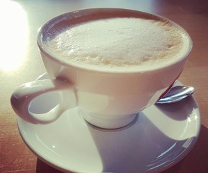 be, beuty, and coffee image