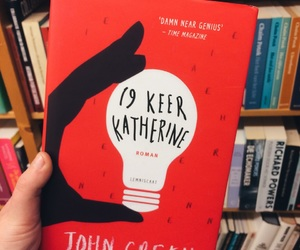 book, in love, and john image