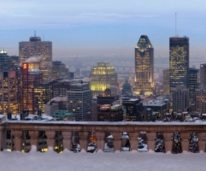 montreal and winter image