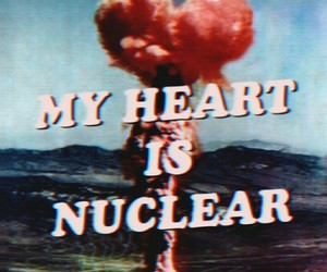 heart, nuclear, and marina and the diamonds image