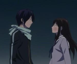 anime, hiyori, and yato image