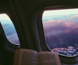 book, travel, and adventure image
