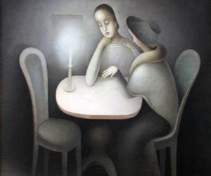 graphic artist, modern art, and czech painter image