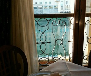 breakfast, florence, and italy image