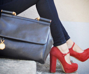 shoes, high heels, and fashion image