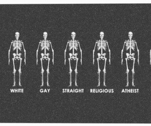 gay, black, and white image