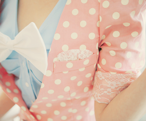 clothes, cute clothes, and dots image