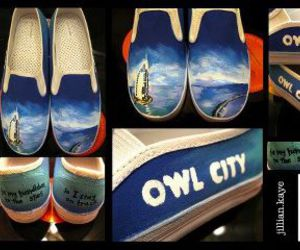 fan, forever, and Owl City image