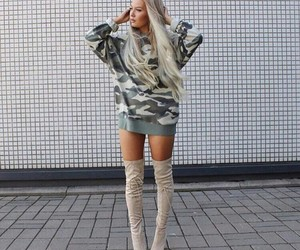 boots and fashion image