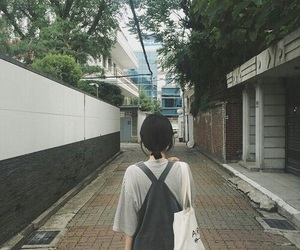 aesthetic, ulzzang, and asian image