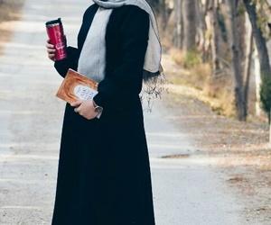 محجبات and حجاب image