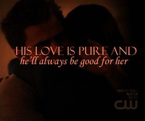 the vampire diaries, stefan salvatore, and stelena image