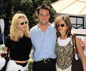 Jennifer Aniston, Lisa Kudrow, and Matthew Perry image