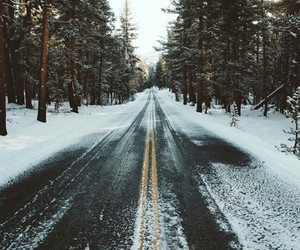 road, snow, and what+sea+is+this¿ image