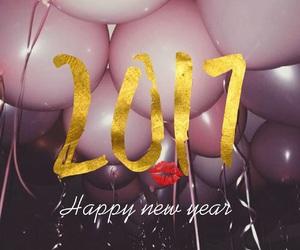 balloon, holiday, and new image