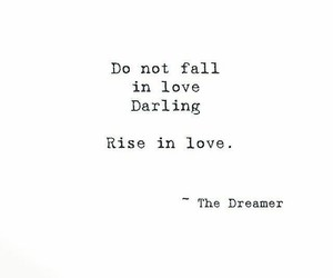 love, quotes, and rise image