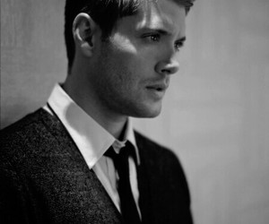 black and white, handsome, and Hot image