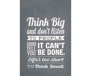 big, people, and think image