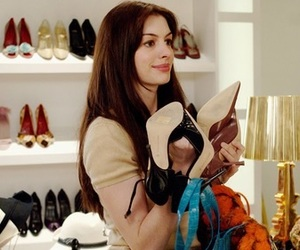 Anne Hathaway, beautiful, and the devil wears prada image
