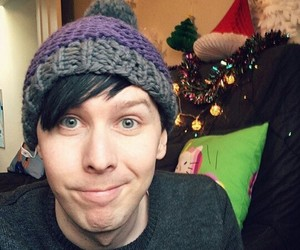 amazingphil, phil lester, and dan and phil image